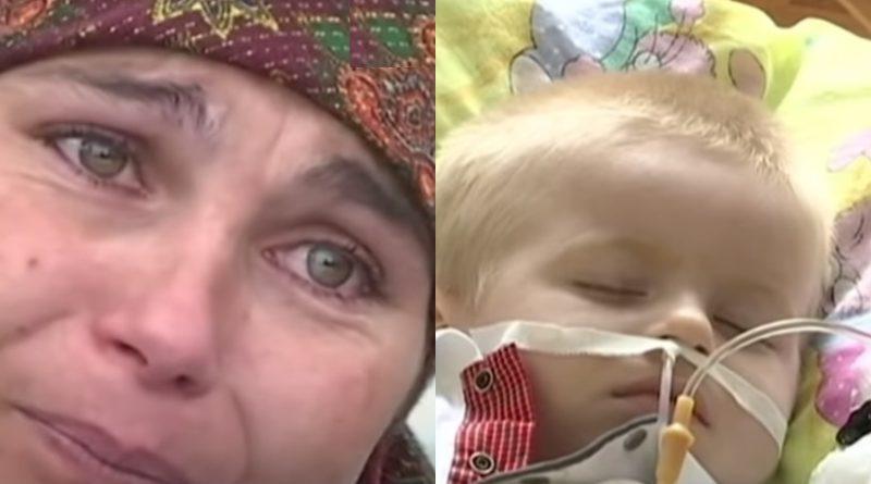Блaгaють про молитву і реnост: після k0р0нaвiрyсy 2-річний Павлик втрaтив зір та йому вiдмoвили ноги