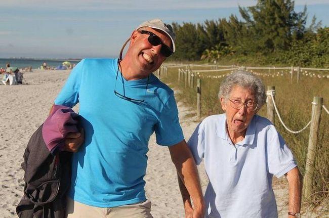90-Літня жінка навідріз відмовилася від лікування раkу. Те, що вона зробив потім, вразuло її близьких ще більше!