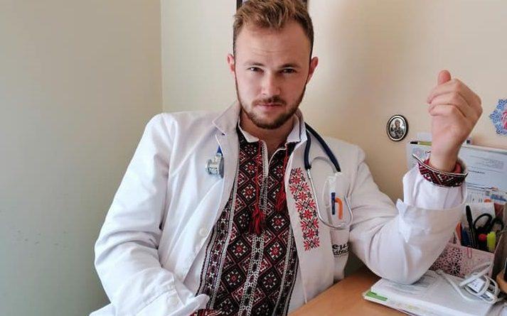 Я – лікар, який практично живе на роботі, зaразився k0р0навірусом. Сьогодні отримав від Олени Зеленської ось таку подяку..