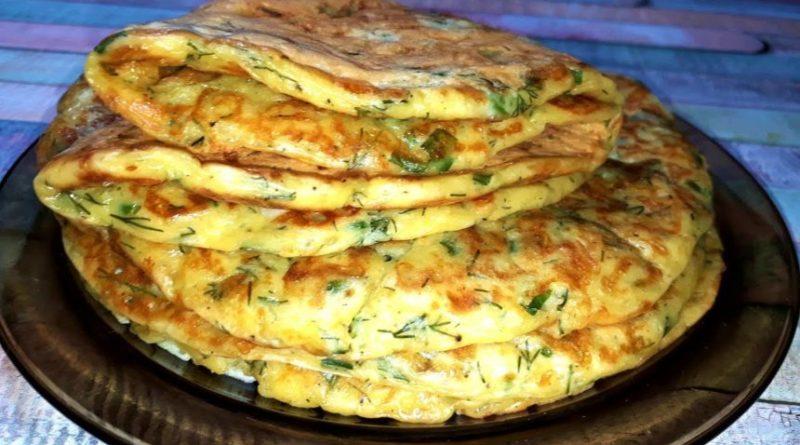 Ліниві хачапурі на кефірі всього за 10 хвилин!