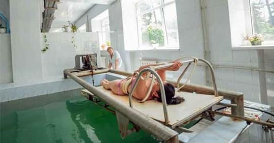 М0ЖЕ, КОГОСЬ ВРЯТУЄ! Єдиний в Україні санаторій, де грижі хребта лікують без операцій