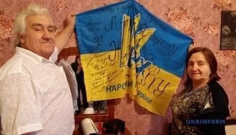 Із 11 дітей, яких виховала сім'я Мельників, шість синів захищали суверенітет України на Донбасі