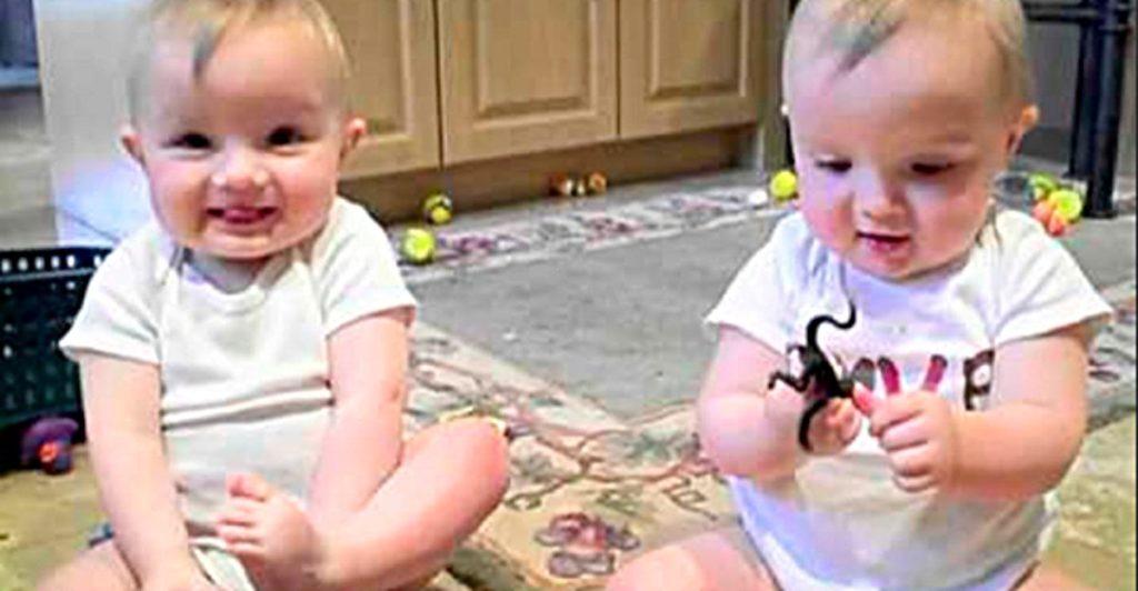 Забавні близнюки пародіюють тата! 16 000 000 переглядів! Чистий позитив!