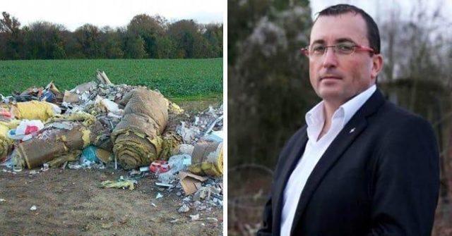 Просто подивіться як мер одного містечка провчив людей, які викидали сміття в лісі!