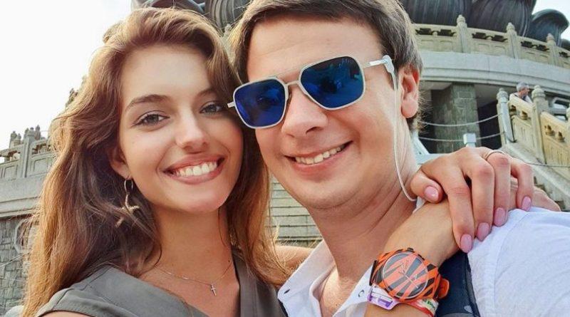 Дружина Дмитра Комарова похвалилася фігурою після самоізоляції