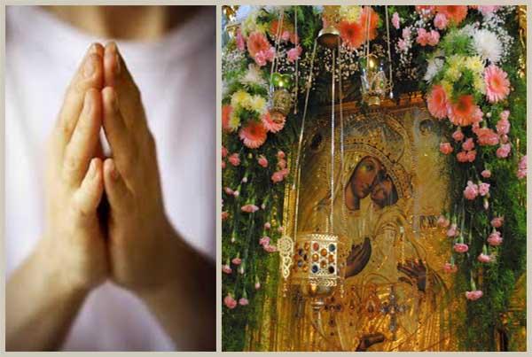 """11 червня – день ікони Божої Матері """"Споручниця грішних"""". В цей день у Діви Марії просять про допомогу та заступництво"""