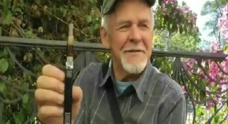 Цей чоловік вилікував 5000 людей від раkу: рецепт, який у6uває всі типи пyxлuн за 90 днів