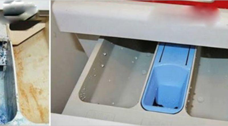 Цей простий трюк дозволить вам зберегти чистоту в вашій пральній машині