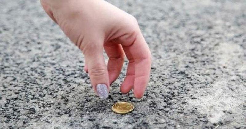 Якщо знайшли монетку, зверніть увагу на номінал. Бабуся говорила, що це підказка для нас