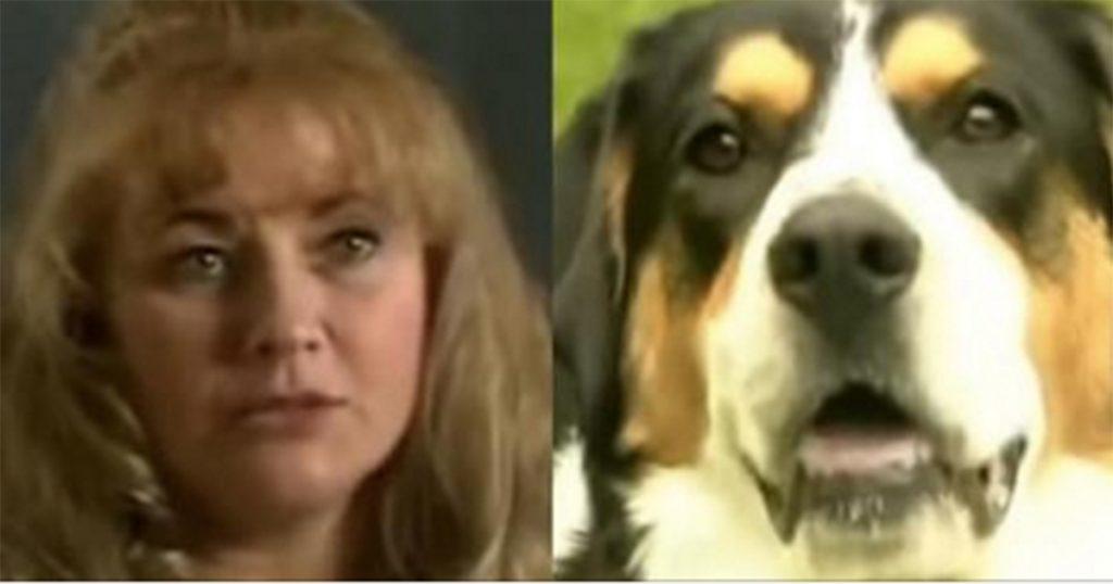 Жінка лежала у ванні, коли собака вкусила її за руку. Вийшовши з ванної кімнати, вона була ошелешена!
