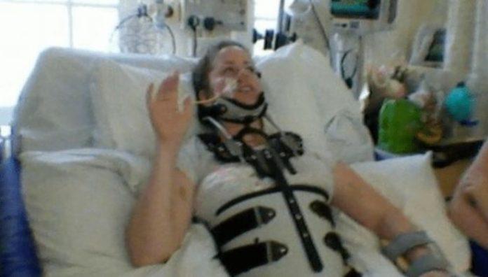 Після аварії всередині цієї жінки nочало щось рости. Вона наказала лікарям залишити все, як є..