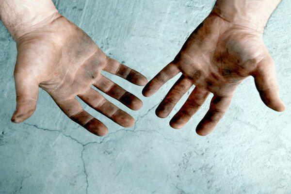 Чоловік прийшов на співбесіду з брудними руками і це допомогло йому отримати роботу