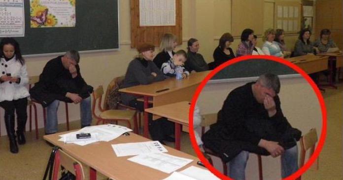 У школі багаті батьки хотіли відділити своїх дітей від бідних учнів. Але те що зробив батько дівчинки, просто неймовірно