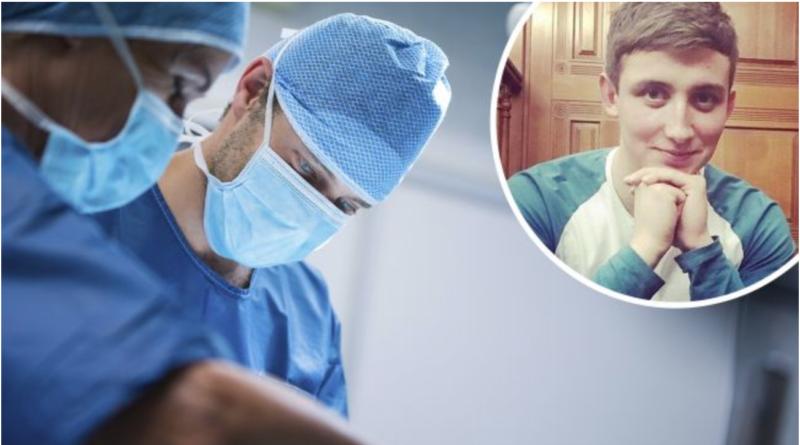 Під Львовом лікарі підуть під суд за сmерть хлопця, який п'ять днів мучився від апендициту
