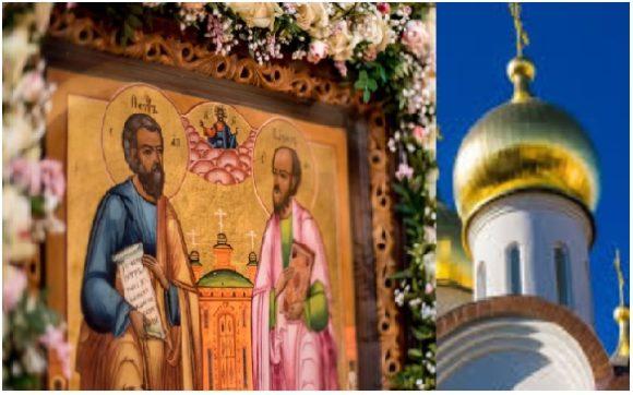 Сьогодні свято Петра і Павла – що варто зробити кожному 12 липня, щоб бути щасливим впродовж усього життя
