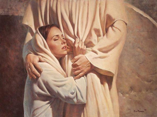 Одного разу до Бога прийшла жінка. Її спина була зігнута під вагою великого мішка – цю притчу має прочитати кожен, у кого є діти
