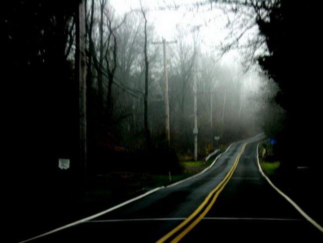 Вони побачили посеред дороги закривавлену жінку, яка просила їх зупинитися. Те, що сталося потім, не піддається поясненню!