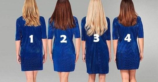 Якій з цих жінок найменше років? Лише 10 з 100% людей, які бачили зображення, дали вірну відповідь