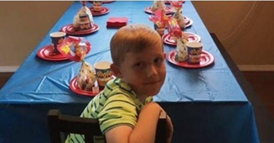 Жоден з 40 запрошених не прийшов до хлопчика на День народження. Те що зробила після цього його бабуся шокувало всіх!