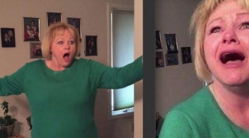 Такою була реакція моєї мами , коли вона побачила кого я привів додому (ВІДЕО)