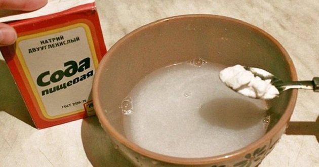 Корисно знати! Нежить, біль в горлі і зубний біль! 18 рецептів лікування содою!