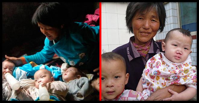 Вона спала по дві години на добу 47 років поспіль, щоб виростити 45 прийомних дітей