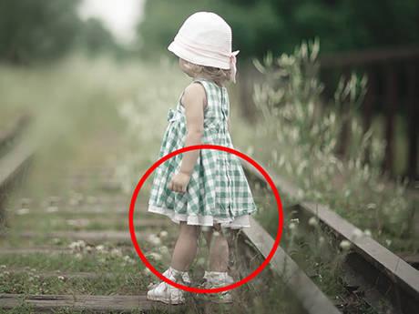 Чоловік зробив фото дочки і заціпенів коли побачив знімок