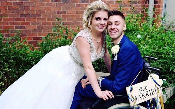 Смертельно хворий наречений під час весілля ошелешив усіх новиною, що він не вмирає!