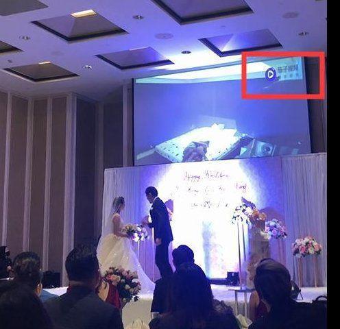Наречений вирішив зганьбити наречену і показав відео, на якому вона в ліжку з іншим, прямо на весіллі