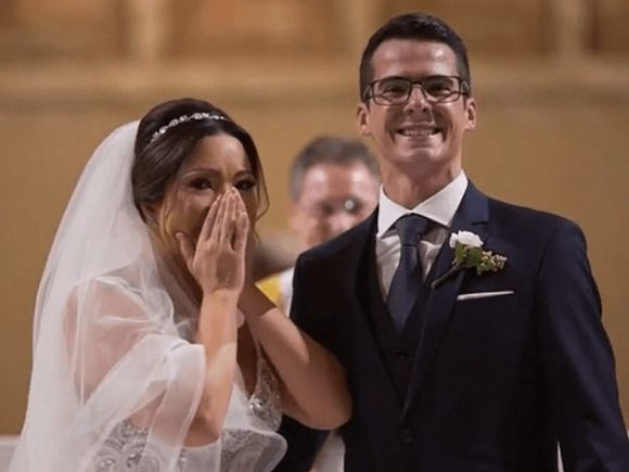 У день весілля наречений зробив своїй коханій, несподіваний сюрприз — і він дійсно гідний поваги
