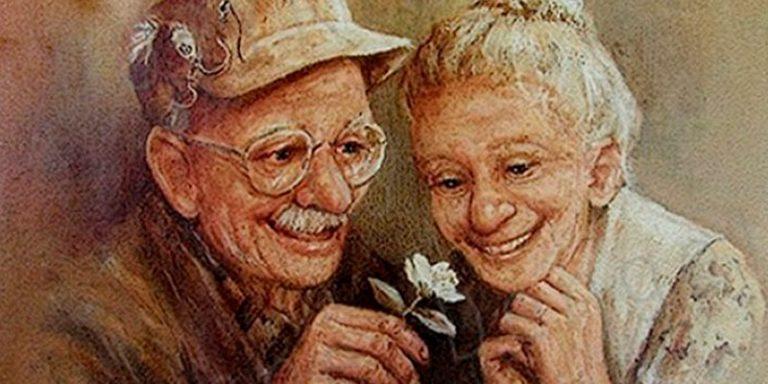 Бабусі і дідусі ніколи не вмuрають, вони просто стають невuдимими. Кожному варто прочитати це. Це просто приrоломшливо!