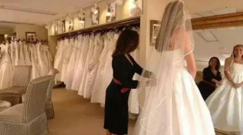 Дві жінки принизили повну дівчину, коли вона приміряла сукню. Реакція власниці магазину неймовірна!