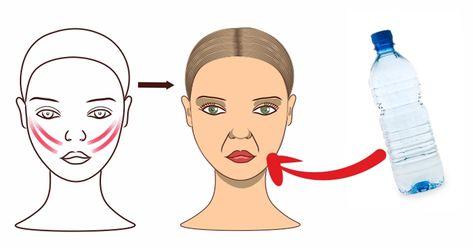 Ефективні вправи, щоб розгладити носогубні складки. Ваша шкіра повернеться у тонус і помолодіє на очах!