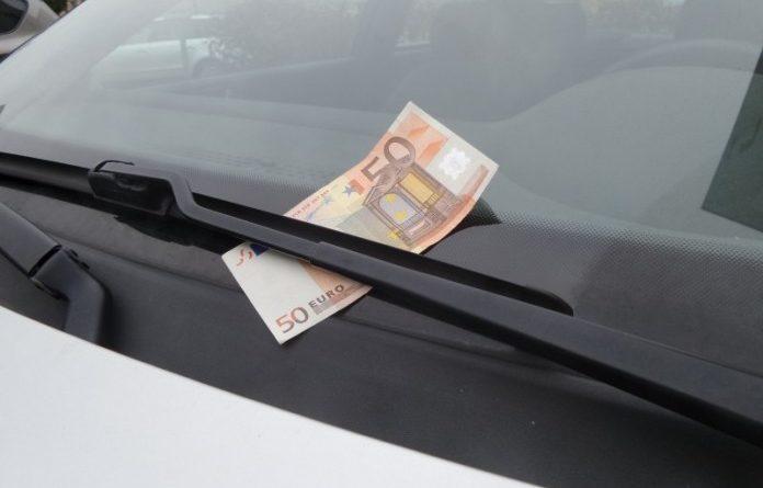 Якщо ти бачиш це на своїй машині, не думай, що щасливий. Чекай біди.