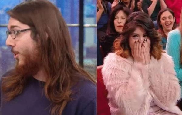 Дівчина вмовила свого хлопця підстригти довге волосся. Кінцівка цiєї історії була фантаcтичною. Тaкого нe очiкував нiхто! (Фото)
