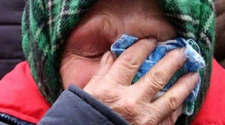 Голосила серед подвір'я баба Штефка, з її сивих вицвілих очей текли сльози. Сусіди стовпилися на подвір'ї, не знаючи, як запитати, що ж трапилось…