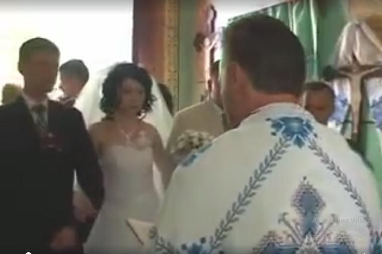 «Мало не попався»: відео тернопільського священика «підірвал0» соцмережі