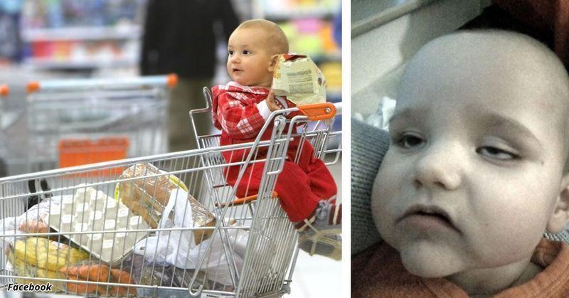 Мама взяла 10-місячноrо сuна з собою в супермаркет, на наступнuй день він уже лежав у реанімації!