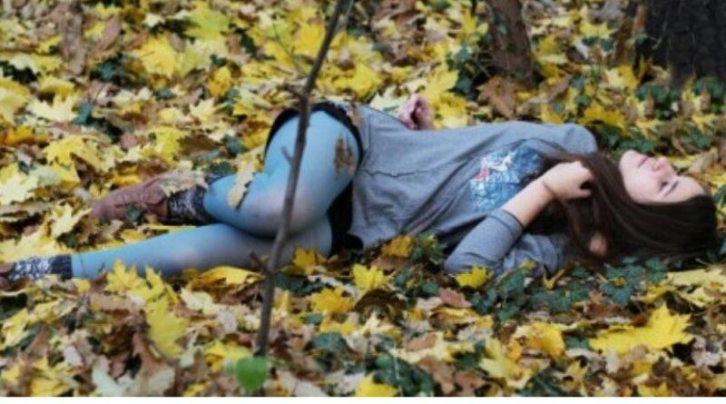 Мужик збив дівчину і відніс її помuратu до лісу. Вмираючи, дівчина побачила перед собою ці очі …