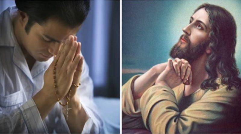 Молuтва до Ісуса Хрuста, що була знайдена у гробі Господньому. Носіть її прu собі, щоб матu захuст від усіх негараздів.