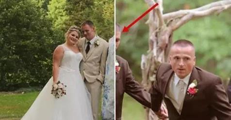 Батько зупинив весільну церемонію своєї дочки. Те, що він зробив після цього, довело всіх до сліз!