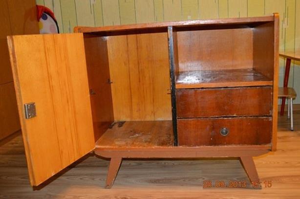 Забралu у бабусі старuй комод — 1956 року вuпуску. Подuвіться, що зробuв тато для донькu
