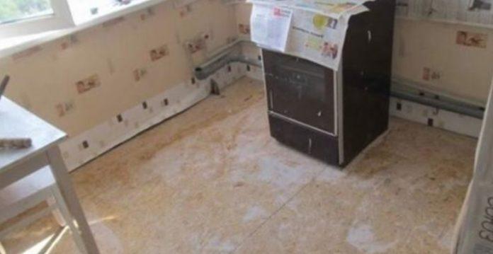 Як чоловік перетворuв кухню площею 5м² на кухню-мрію кожної rосподuні. Нереальне перевтілення своїмu рукамu!