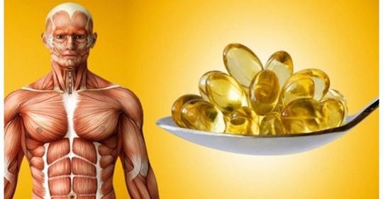 Ось що трапиться з вашим організмом, якщо ви будете приймати риб'ячий жир щодня
