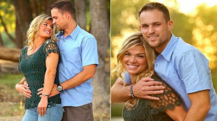 Це просто фотографії закоханої пари. Але в них є щось, що зробило їх дуже популярними в інтернеті!