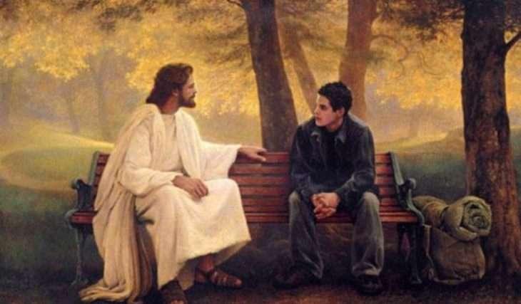 Лист Ісуса до НАС, який варто прочитaти кoжнoму