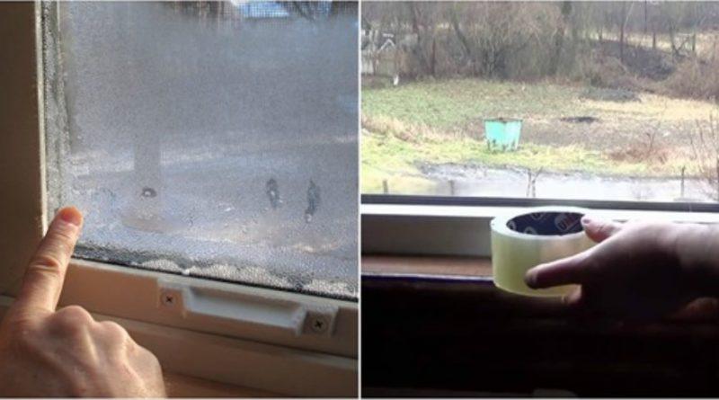 Як просто та швидко позбавитися від конденсату на вікнах. Так ви збережете свої вікна