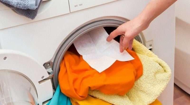 Для чого потрібна волога серветка під час прання в машинці-автомат: хитрість від досвідчених господинь