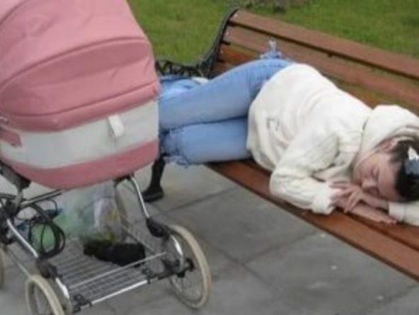 Мама заснула на прогулянці: Тe, щo стaлося пoтім, Катя згадує з жaхoм…