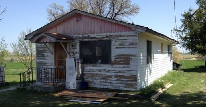 Вона думала, що гірше такої спадщини не може бути нічого. Але зараз її дому заздрять усі сусіди!